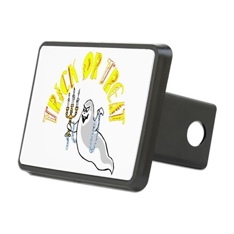 ghost.png Rectangular Hitch Cover