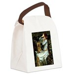 Ophelia / Silky T Canvas Lunch Bag