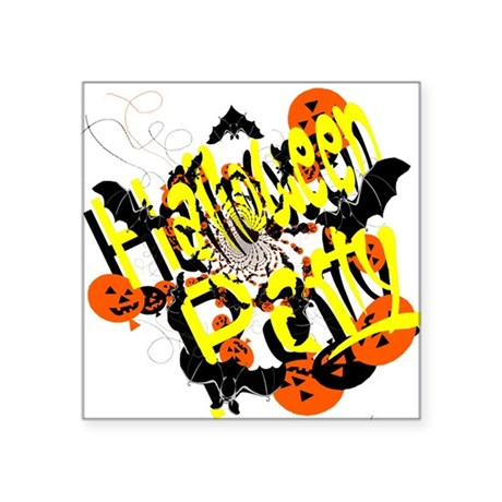 "hh5.png Square Sticker 3"" x 3"""