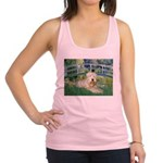 Bridge & Wheaten Racerback Tank Top