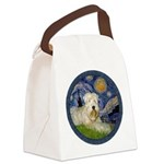 Starry / Wheaten (#1W) Canvas Lunch Bag