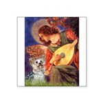 Angel 3 - Yorkshire Terrier Square Sticker 3