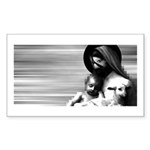 Creation / Maltese and Poodle 5.25 x 5.25 Flat Car