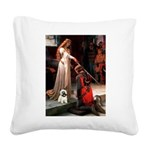 Accolade - Cairn Terrier (CUS Square Canvas Pillow