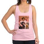 Cleopatra-Sammy/Libby Racerback Tank Top