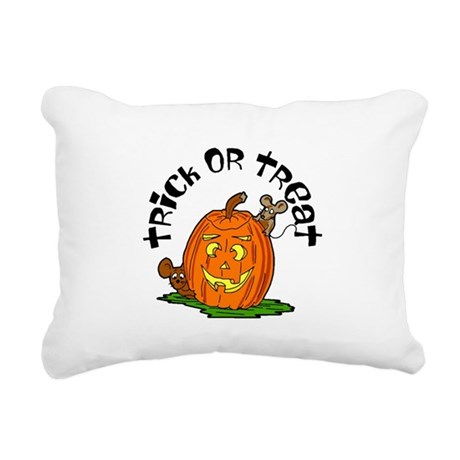 pumkin.png Rectangular Canvas Pillow