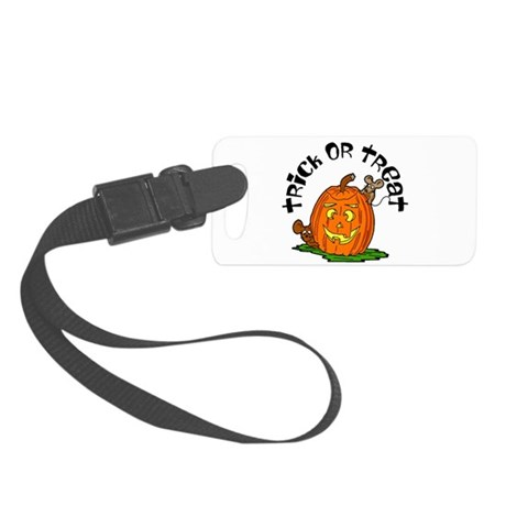 pumkin.png Small Luggage Tag