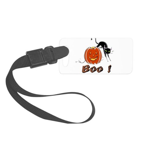boo1.png Small Luggage Tag