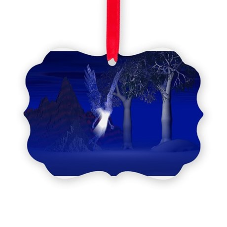 blueangel2lg.jpg Picture Ornament