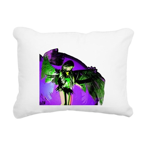 angel_2a.png Rectangular Canvas Pillow