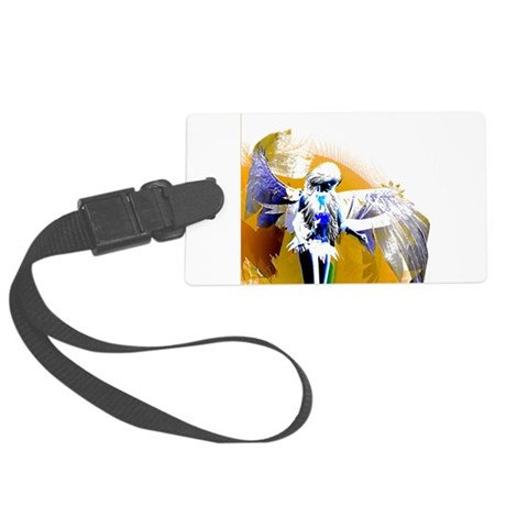 angeld.png Large Luggage Tag
