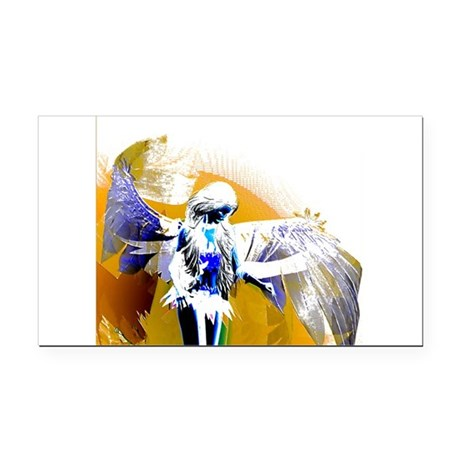 angeld.png Rectangle Car Magnet