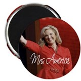 Ann Romney Election 2012 Magnet