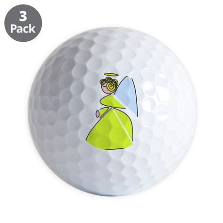 angel9c.png Golf Balls
