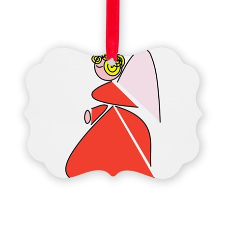 angel9b.png Picture Ornament