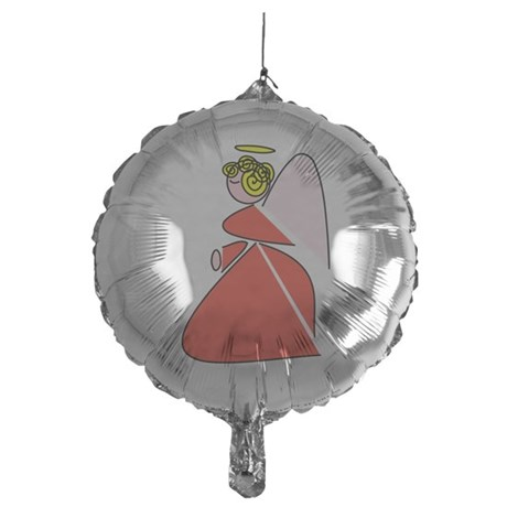 angel9b.png Mylar Balloon