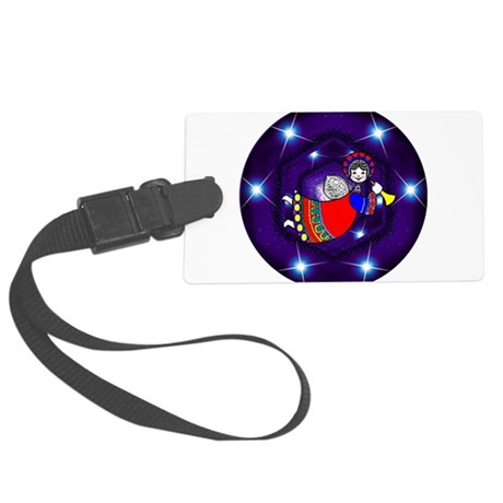 angel2a2.png Large Luggage Tag
