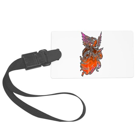 angel3d1.png Large Luggage Tag
