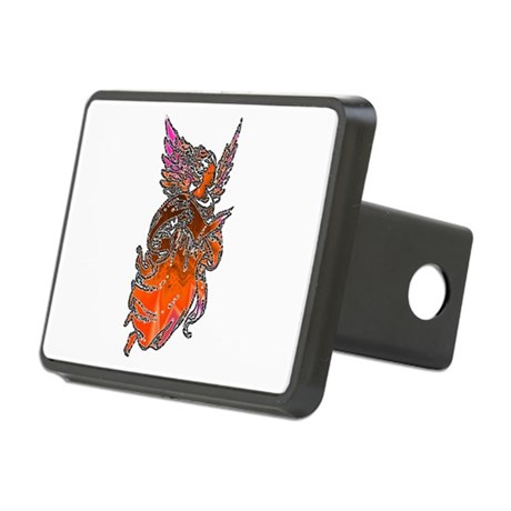 angel3d1.png Rectangular Hitch Cover
