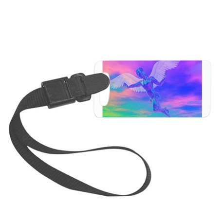 angelc.png Small Luggage Tag