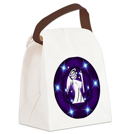 angel.png Canvas Lunch Bag