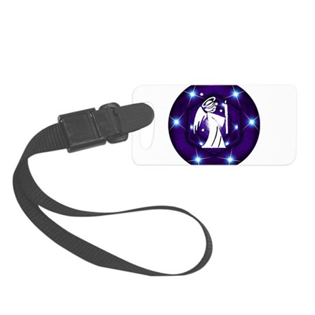 angel.png Small Luggage Tag