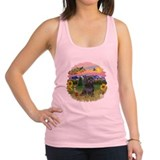 MtCountry-BlackShihTzu.png Racerback Tank Top