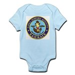 USN Bahrain Infant Creeper