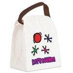 Lets Bounce Jacks Jax.png Canvas Lunch Bag