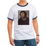 Ecce Homo (Organic cotton fitted) T-Shirt T-Shirt