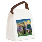 St Francis & Aussie Canvas Lunch Bag