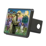 St. Fran. / Brittany Rectangular Hitch Cover