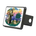 St Francis #2/ Cairn Ter Rectangular Hitch Cover