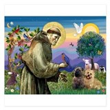 St. Francis Cairn 5.25 x 5.25 Flat Cards