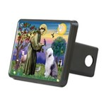 ST. FRANCIS + OES Rectangular Hitch Cover