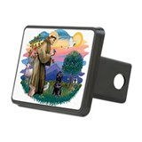 St Francis #2 / PWD (sit) Rectangular Hitch Cover