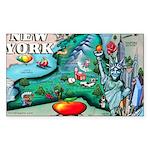 St.Francis / Mini. Schnauzer Puzzle Coasters (set