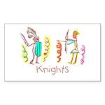 St Francis #2/ Sealyham T Puzzle Coasters (set of
