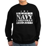 Navy Corpsman Dad Jumper Sweater