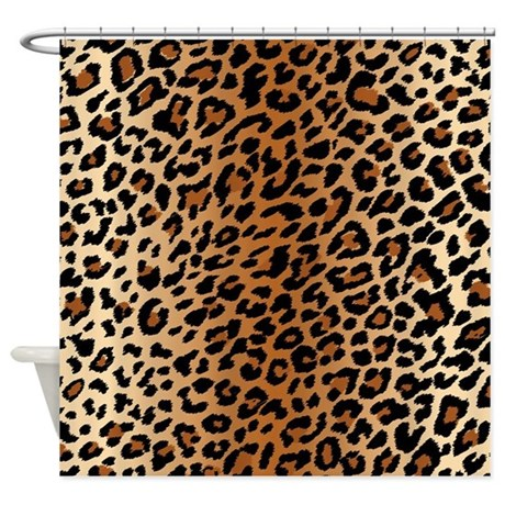 africa gifts africa bathroom d cor leopard print shower curtain