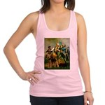 Spirit '76 - Airedale #6 Racerback Tank Top
