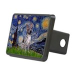 Starry-AmericanHairless T Rectangular Hitch Cover