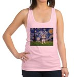 Starry-AussieTerrier2 Racerback Tank Top
