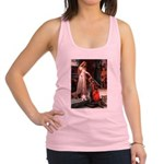 The Accolade & Basset Racerback Tank Top