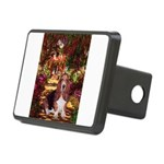 The Path & Basset Rectangular Hitch Cover