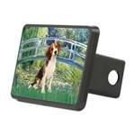 Bridge & Beagle Rectangular Hitch Cover