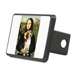 Mona's Beagle #1 Rectangular Hitch Cover