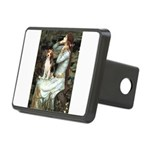 Ophelia & Beagle Rectangular Hitch Cover