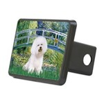 Bridge & Bichon Rectangular Hitch Cover
