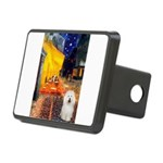 Cafe & Bolognese Rectangular Hitch Cover